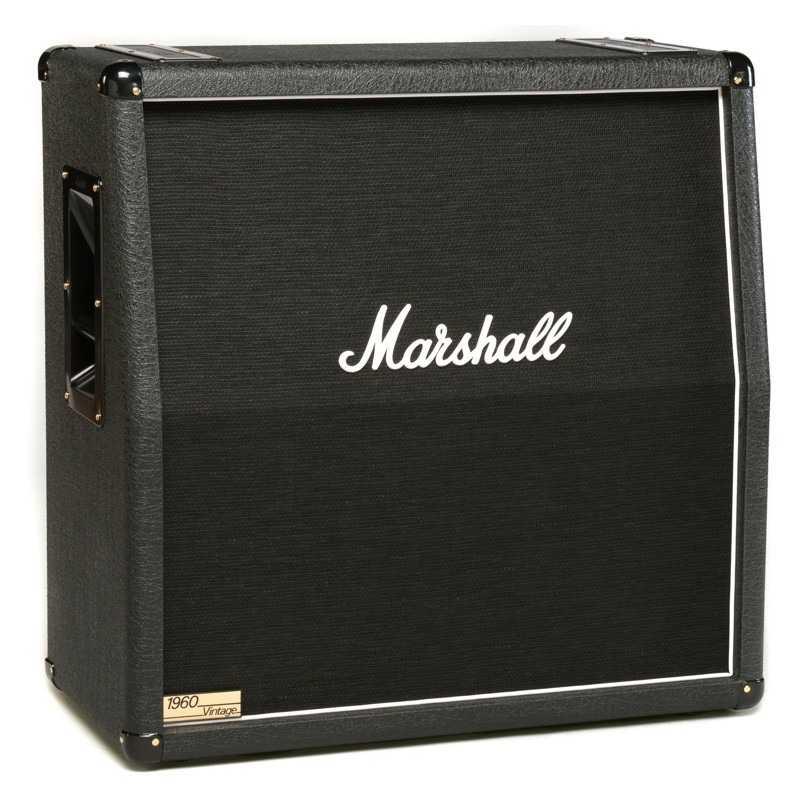 Marshall - 1960AV - Cabinet (Greenback)   Boite à Musique rental