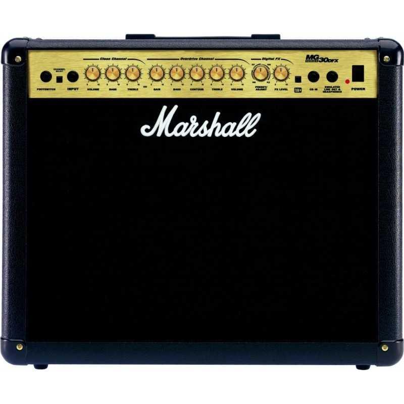 Marshall - MG30DFX | Boite à Musique rental
