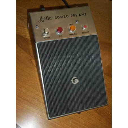 Leslie - Combo Preamp - Pedal