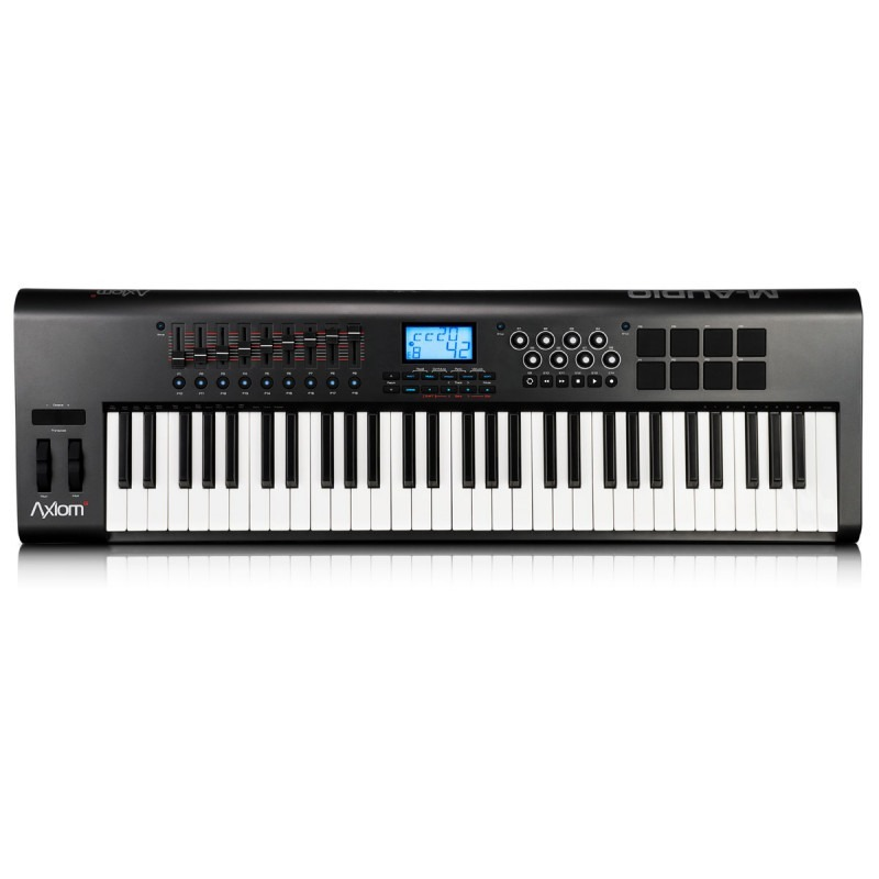 M Audio - Axiom - 61 | Boite à musique - Location