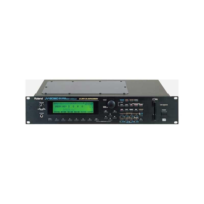 Roland - JV 2080 - 64 Voice Synthesizer Module | Boite à Musique rental