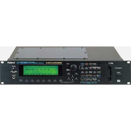 Roland - JV 2080 - 64 Voice Synthesizer Module