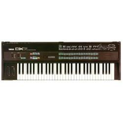 Yamaha - DX7 | Boite à musique - Location