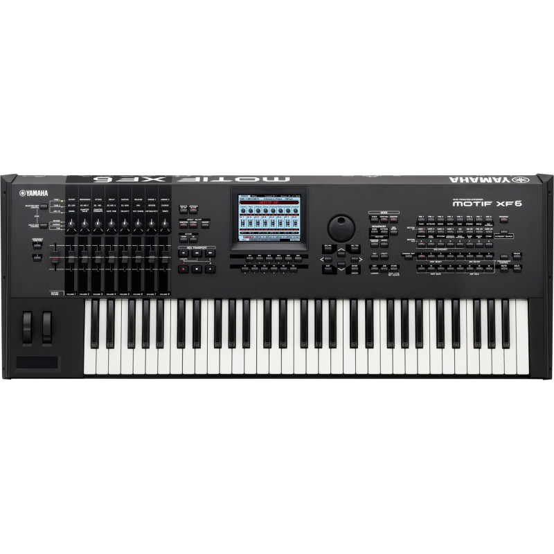 Yamaha - Motif XF6 | Boite à Musique rental