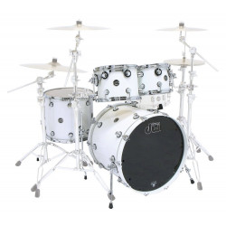 DW - Performance Series - White Ice - Kick 22""