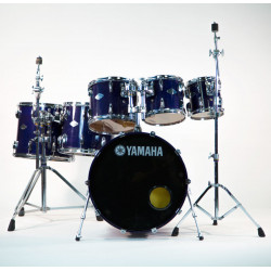 Yamaha - Beech Custom - Blueberry - Kick 22""