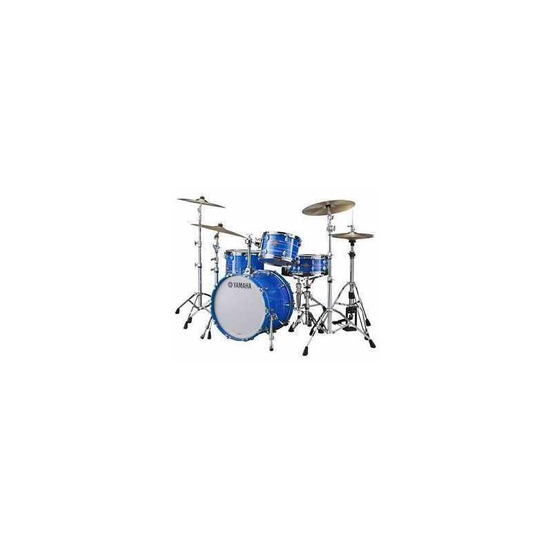 "Yamaha - Club Custom - Swirl Blue - Kick 20"" | Boite à Musique rental"