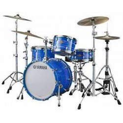 Yamaha - Club Custom - Swirl Blue - Kick 22""
