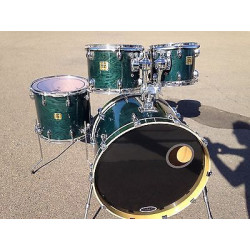Yamaha - Oak Custom - Blue Oak Ridge - Kick 18""