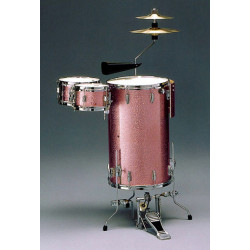 Yamaha - Club Jordan - Cocktail Drum - Pink Sparkle