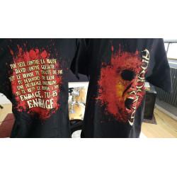 Anonymus Enragé t-shirt