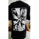 T-shirt XXL- Anonymus - Stress noir et blanc