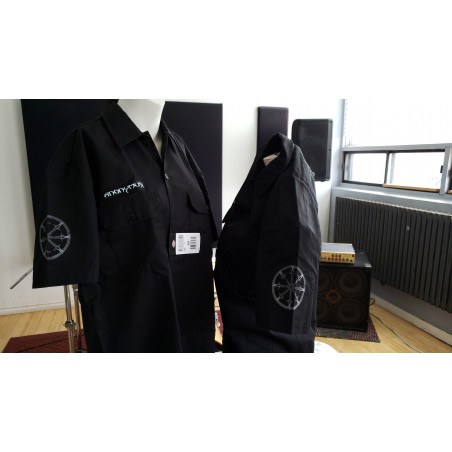 Anonymus - Chemise noire - Dickies
