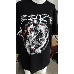 T-shirt - Barf - Chien chaos