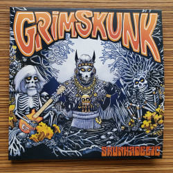 Grimskunk Skunkadelic Vinyle double