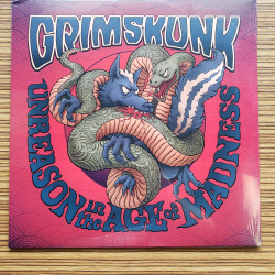 Grimskunk - Unreason in the Age of Madness - LP Vinyl