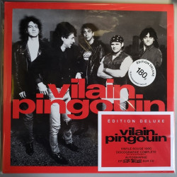 Villain Pingouin - Villain Pingouin LP EDITION DELUXE