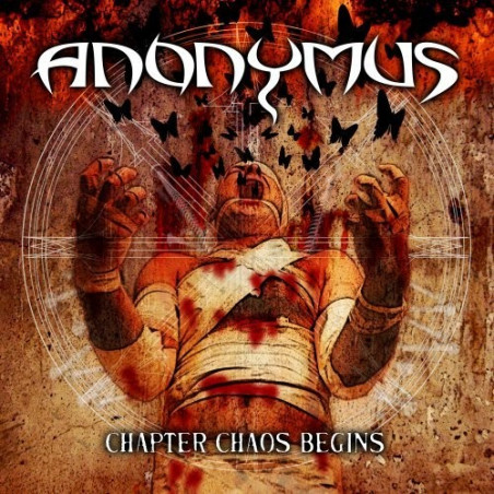 Anonymus - Chapter chaos begins CD