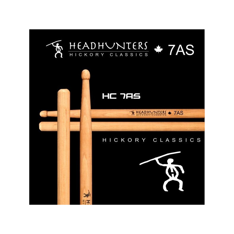 Headhunter 7AS Hickory