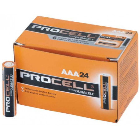 Procell Alcaline AAA4P
