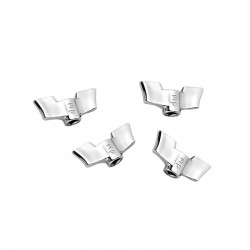 DW -8mm wing nut for tilter (4 pack)