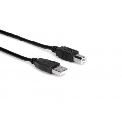 Hosa - High Speed USB cable Type A to Type B