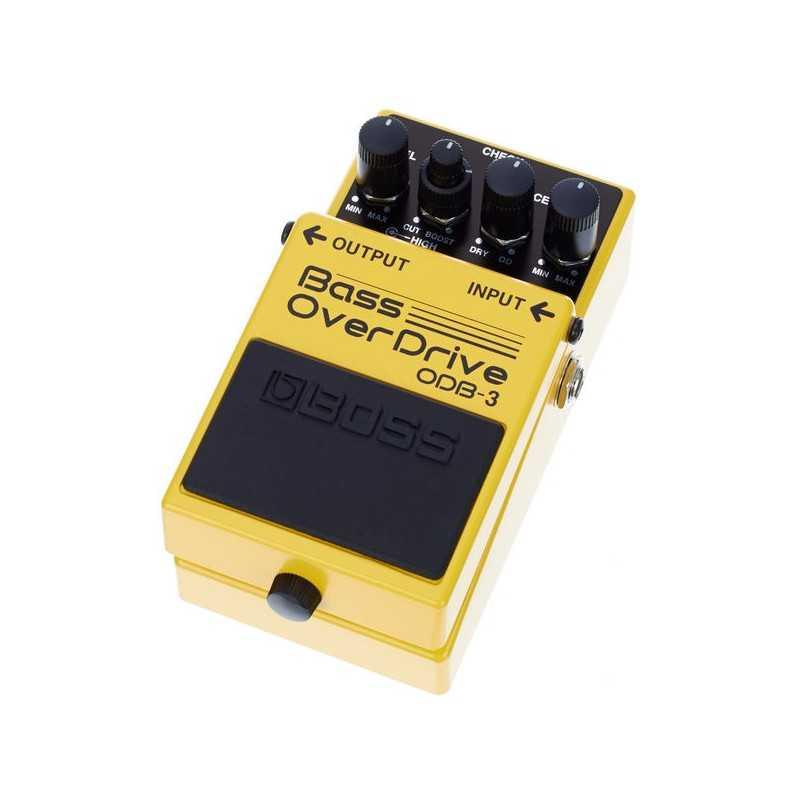Boss ODB- Bass Overdrive