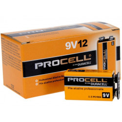Procell Alcaline 9v 12
