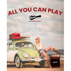 All you can play PROMO