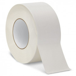 White gaffer tape 48mm x 55mm