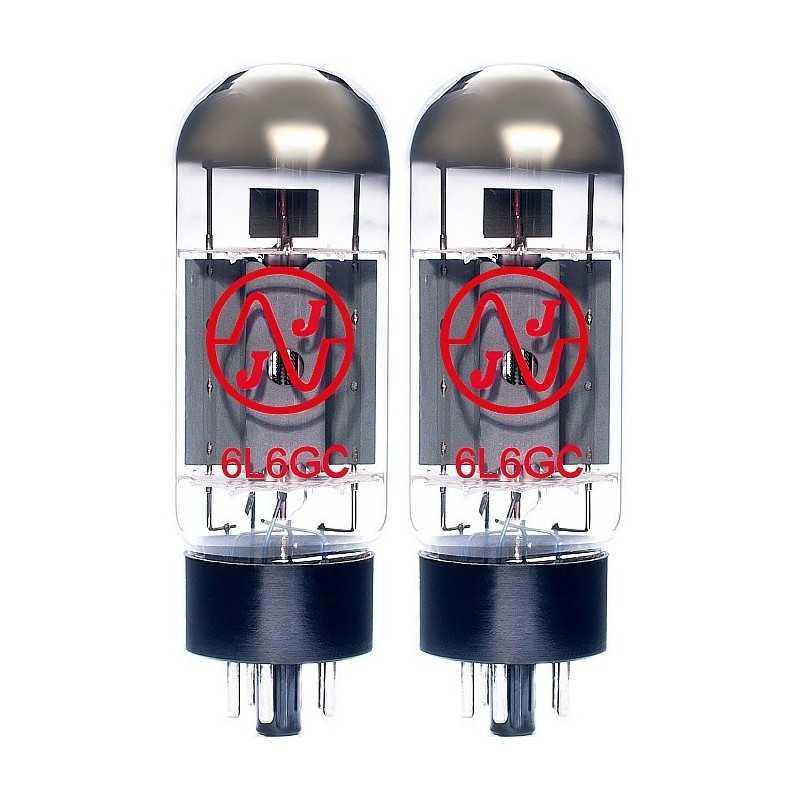 JJ Electronic 6L6GC matched pair
