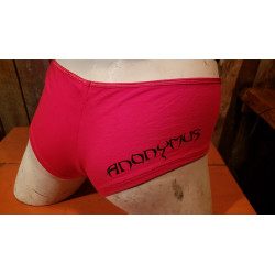 Anonymus Female Underwear / Red