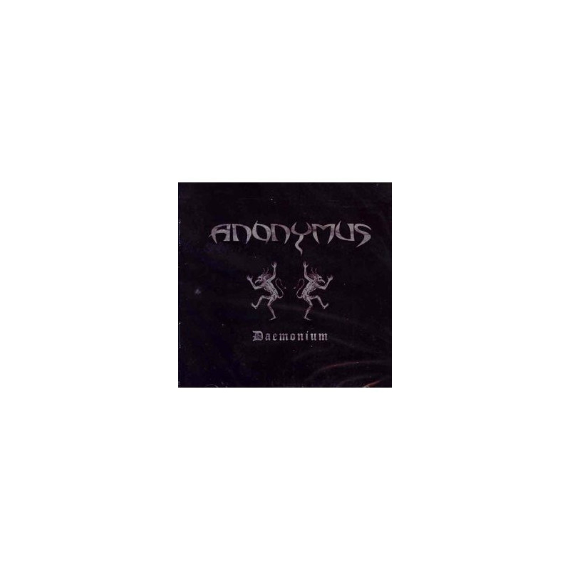 Anonymus - Daemonium CD