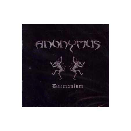 Anonymus - Daemonium - CD