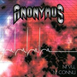 Anonymus - Ni vu , ni connu - CD