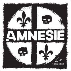 Amnésie - 1983-1999 - LP Vinyle
