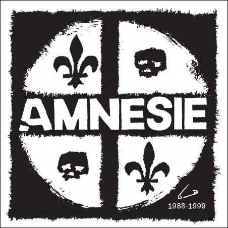 Amnésie - 1983-1999 - LP Vinyl