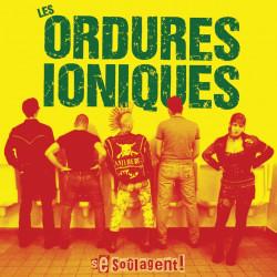Les Ordures Ioniques - Se soûlagent! - LP Vinyle