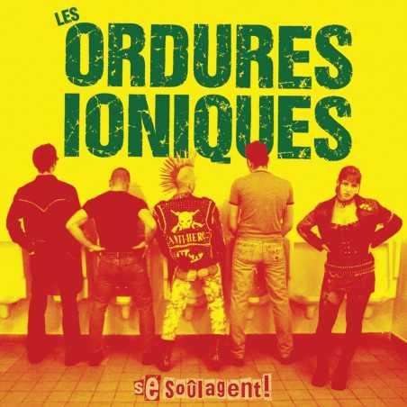 Les Ordures Ioniques - Se soûlagent! - LP Vinyl