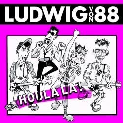 Ludwig Von 88 - Houlala! - LP Vinyl