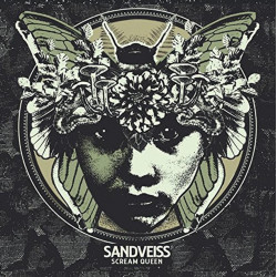 Sandveiss - Scream Queen - LP Vinyle