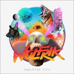 Wolfrik - Skeleton City - LP Vinyle