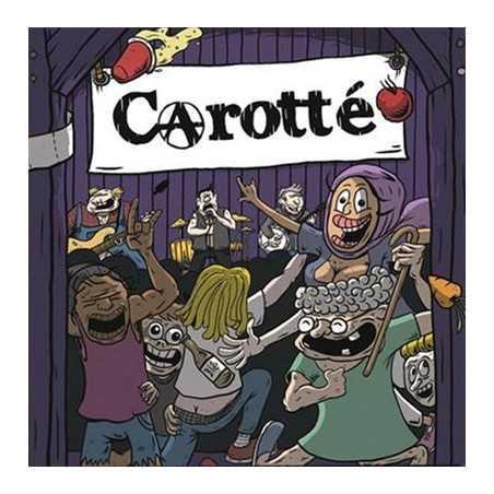 Carroté- Dansons donc un quadrille avant de passer au cash LP