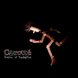 Carroté - Punklore et trashdition LP