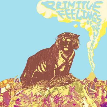 The High Dials- Primitive Feelings LP