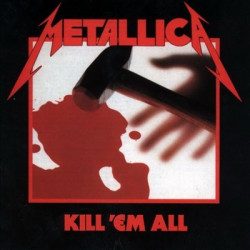 Metallica Kill'em All LP