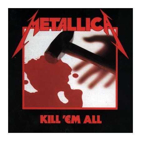 Metallica - Kill 'Em All - LP Vinyl
