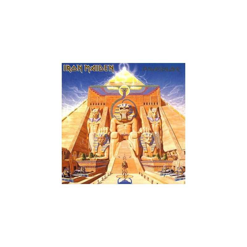 Iron Maiden- Powerslave LP