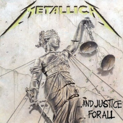 Metallica -And justice for all- LP