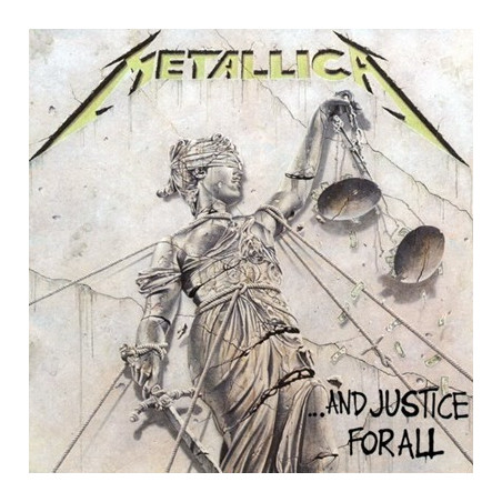 Metallica - And Justice For All - Double LP Vinyl